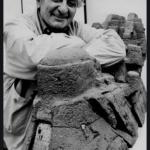 Visite de l'atelier du sculpteur Jean Amado