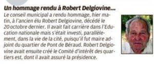 Robert Delgiovine