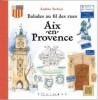 """Andrée Terlizzi dédicacera """"Balades au fil des rues, Aix-en-Provence"""""""
