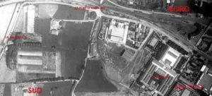 Le quartier du pont d'Anthoine de 1930 à 2011