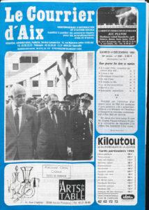 Le nouveau commissariat d'Aix