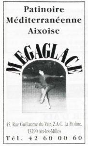 La patinoire d'Aix-en-Provence