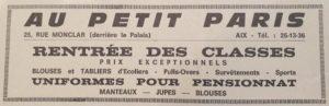Où faire ses achats à Aix pour la rentrée des classes ?
