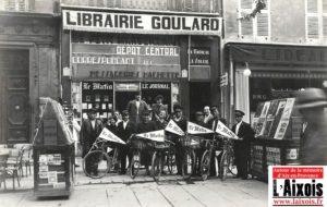 La libraire Goulard, mais à côté !
