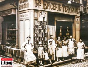 Termignone, l'épicerie des rue Méjanes et des Bouteilles