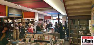 Librairie de Provence : la dernière journée avec le public