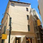 La patrimoine encore délaissé par la ville d'Aix.